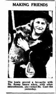 susan isaacs 1937